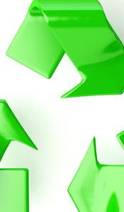 Recycler vert