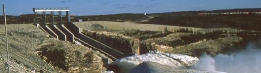 Barrage hydroélectrique LG4