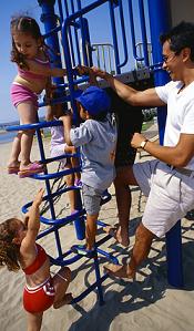 Enfants qui s'amusent
