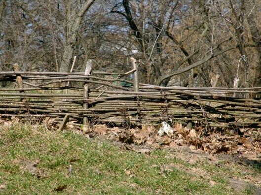 Une clôture Naturelle